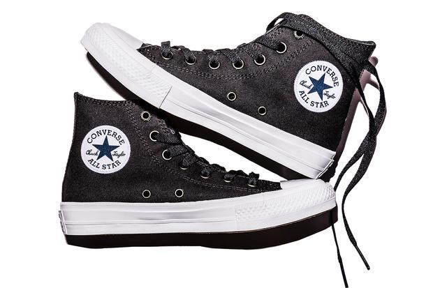 Фото №1 - Встречай обновленные Converse Chuck Taylor All Star II