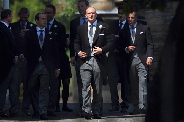 Фото №19 - Самые забавные моменты на королевских свадьбах (истории в фотографиях)