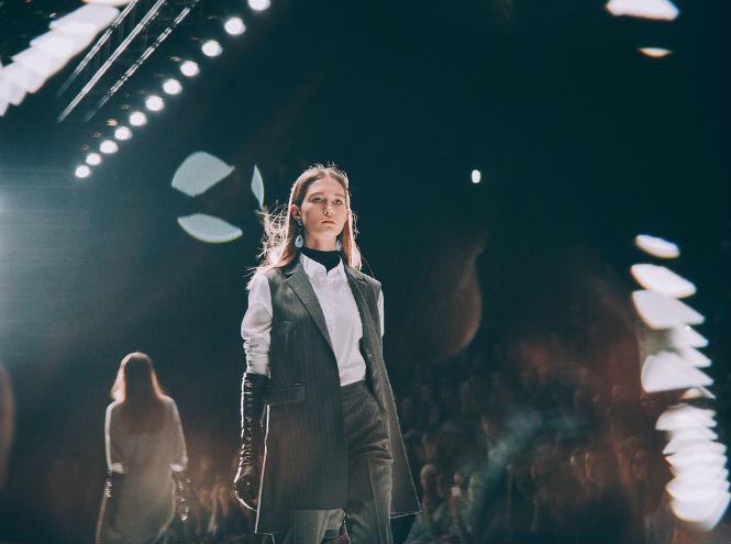 Фото №9 - Четвертый день Mercedes-Benz Fashion Week Russia 2017