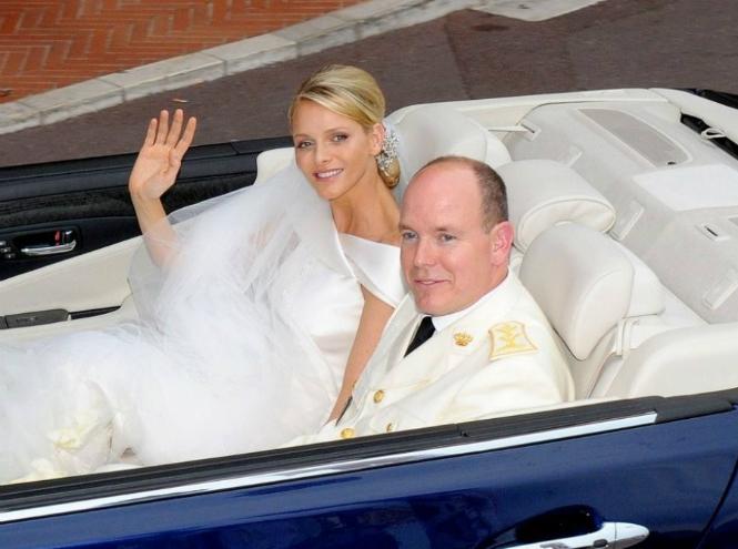 Фото №17 - Счастливы вместе: князь Альбер и княгиня Шарлен