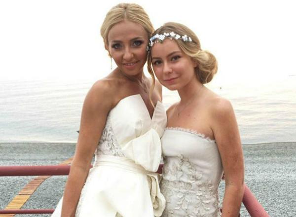 Фото №1 - Татьяна Навка и Дмитрий Песков поженились