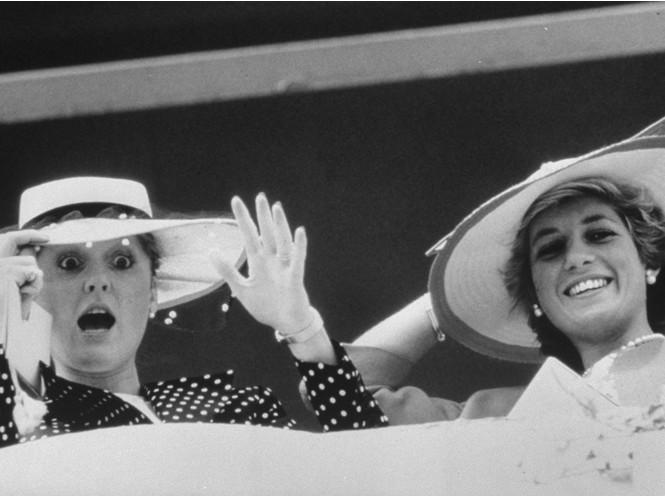 Фото №4 - Сара Фергюсон, герцогиня Йоркская: «Мы с Эндрю развелись, но не разошлись»