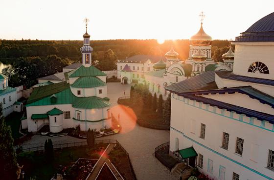 Фото №1 - Бог с ними: репортаж из православного монастыря