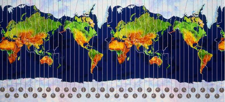 Фото №2 - Сказка о найденном времени: 10 фактов о часовых поясах