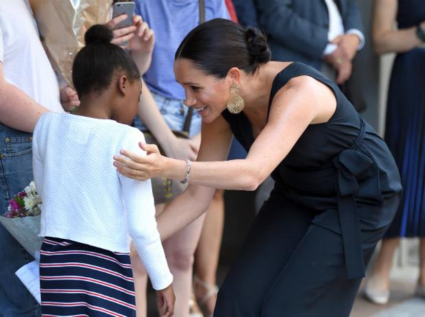 Фото №2 - Почему герцогиня Меган снова изменила план африканского тура