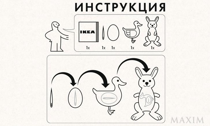 Фото №1 - Какой предмет IKEA из тебя получится: новое интернет-развлечение