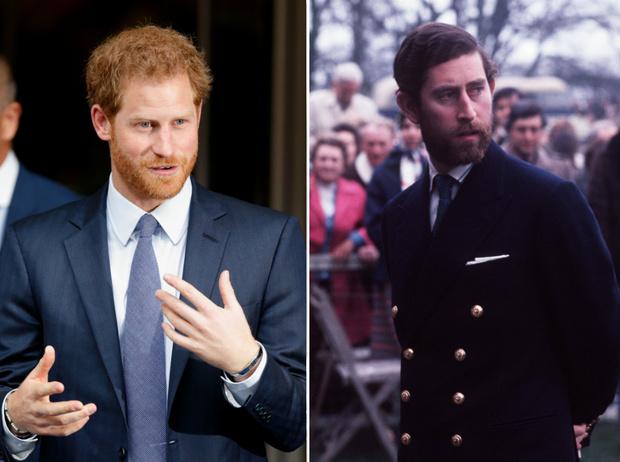 Фото №1 - «Это Чарльз или Гарри?»: архивные фото молодого принца Уэльского стали вирусными