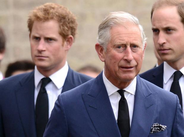Фото №1 - Отцовское отчаяние: принц Чарльз и его тайное послание Гарри