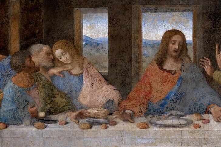 Фото №4 - Код да Винчи: 10 мифов о Леонардо