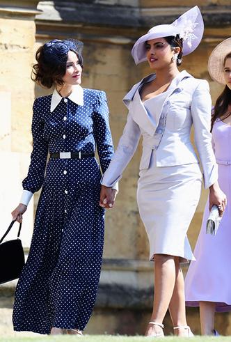 Фото №47 - 20 самых стильных гостей на свадьбе Меган Маркл и принца Гарри