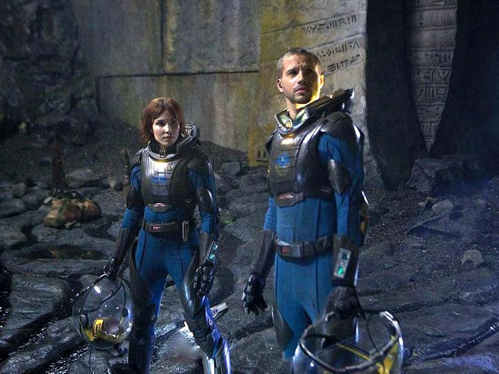 Фото №14 - Гости из будущего: самые стильные герои космических фильмов