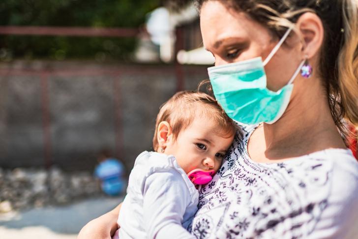 Фото №2 - Малыш Ковид: пара из России назвала ребенка в честь коронавируса