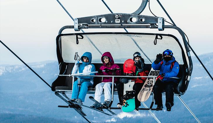 Фото №8 - От Заполярья до Кавказа: гид по горнолыжным курортам России