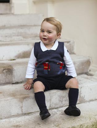 Фото №3 - 10 вещей о принце Джордже, которых вы не знали