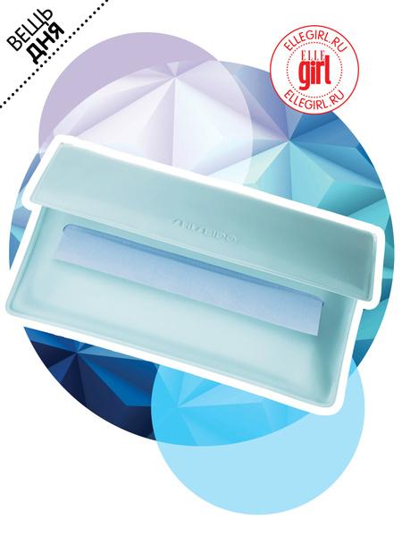 Матирующие салфетки Oil-Control Blotting Paper, Shiseido