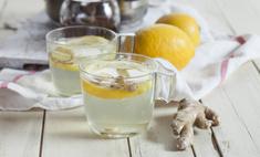 Готовим имбирный лимонад для похудения: 4 действенных рецепта