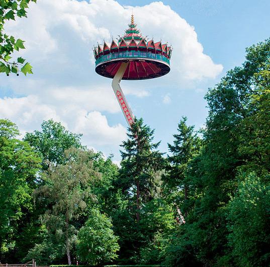 Фото №15 - 18 самых увлекательных парков мира