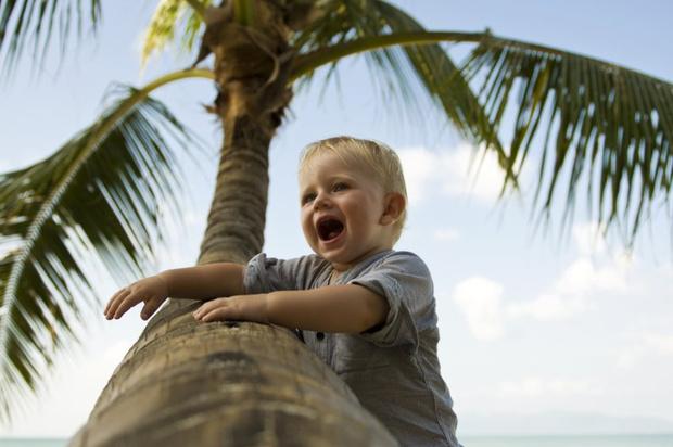 Фото №1 - Акклиматизация детей