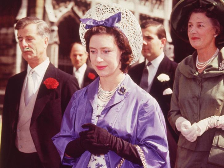 Фото №1 - Почему принцесса Маргарет не стала жертвовать королевским статусом ради любви