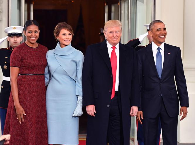 Фото №10 - Самые полезные факты об инаугурации Дональда Трампа