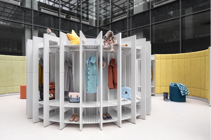 Фото №3 - Новый гардероб: проект студии Archipélago для «Хорошколы»