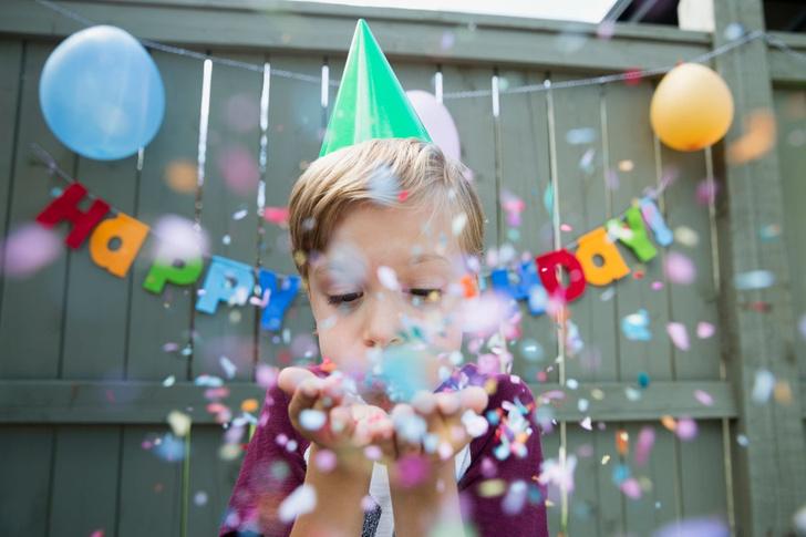 как организовать день рождения ребенка