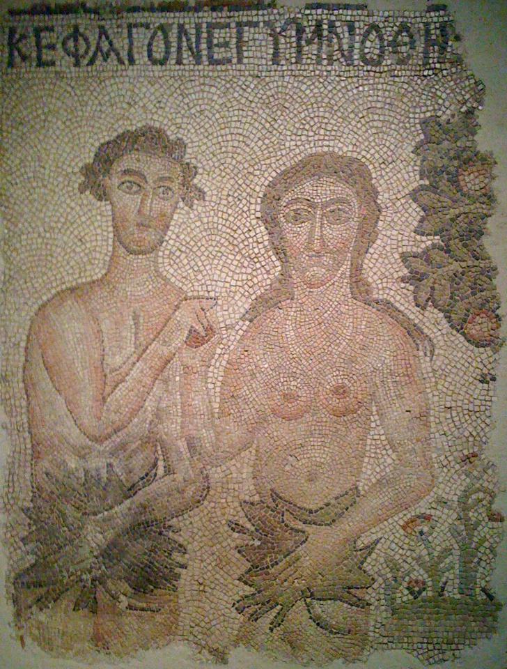 Фото №4 - Галерея: как изображали Адама и Еву последние  2000 лет