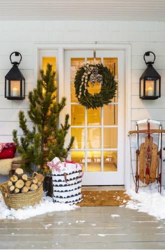 Фото №7 - Просто гениально: как подготовить дом к новогодней вечеринке