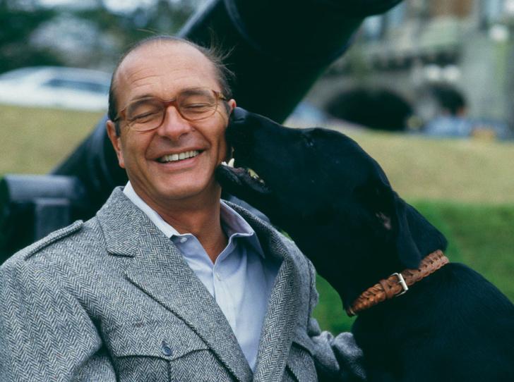 Фото №1 - Каким был Жак Ширак: 18 неформальных фото экс-президента Франции