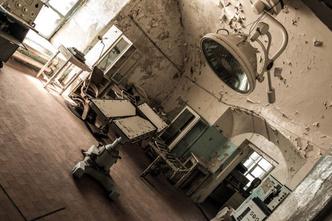 Фото №8 - Еще 5 живописных заброшенных сооружений