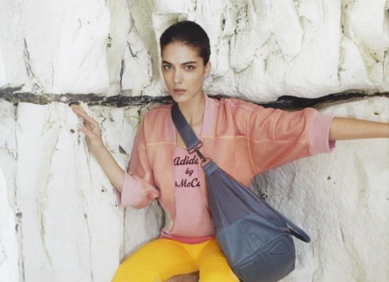 Фото №1 - Adidas by Stella McCartney представил новую коллекцию одежды и аксессуаров