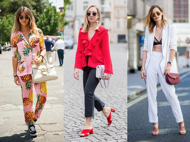Фото №1 - Правила сочетания: 9 видов модных брюк и 200 примеров обуви к ним