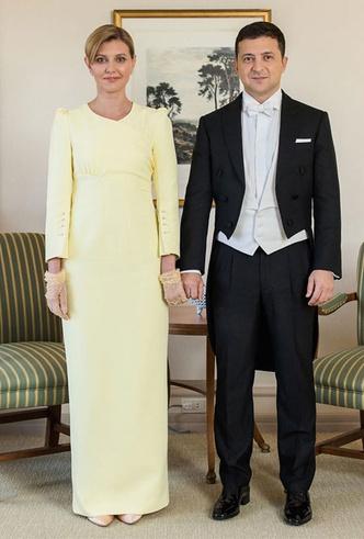 Фото №21 - Леди Зеленская: как одевается супруга президента Украины