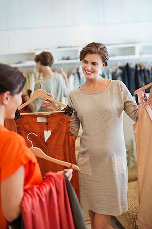 Фото №6 - Беременна и прекрасна: советы по выбору одежды для будущей мамы