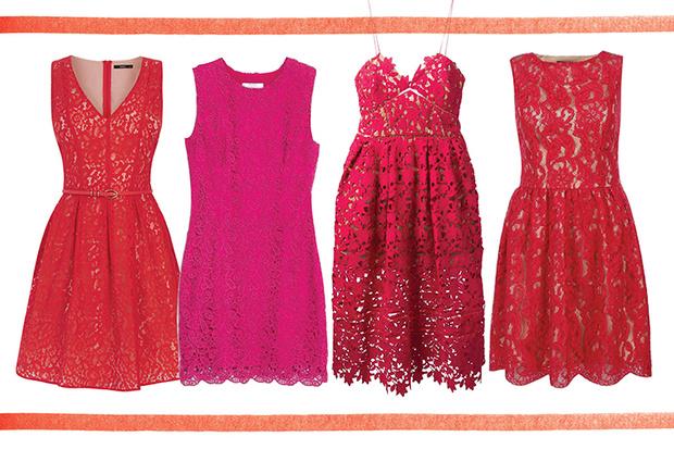 Платье, Oasis; платье, Mango, lamoda.ru; платье, Self Portrait; платье, Love Republic, lamoda.ru