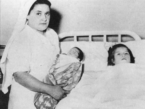 Фото №4 - Пятилетняя мама: жизнь и судьба Лины Медины, которая родила ребенка, когда еще сама ходила в детский сад