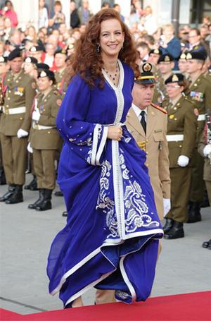 Фото №5 - Лалла Сальма: 5 фактов о принцессе, изменившей облик марокканской монархии
