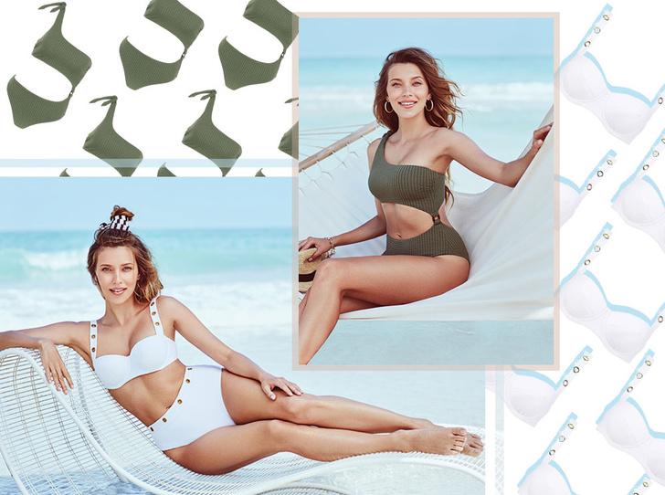 Фото №1 - Пора на пляж: 4 базовых купальника, которые пригодятся везде
