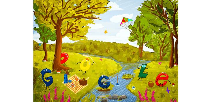 Фото №17 - «Дудл для Google — 2015»: 30 лучших рисунков