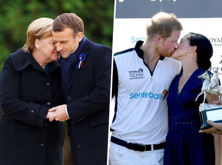 Фото №1 - Как политики и принцы диктуют нам новые правила публичного проявления любви