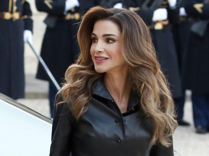 Фото №1 - Рания в Париже: как Брижит Макрон принимала королеву Иордании