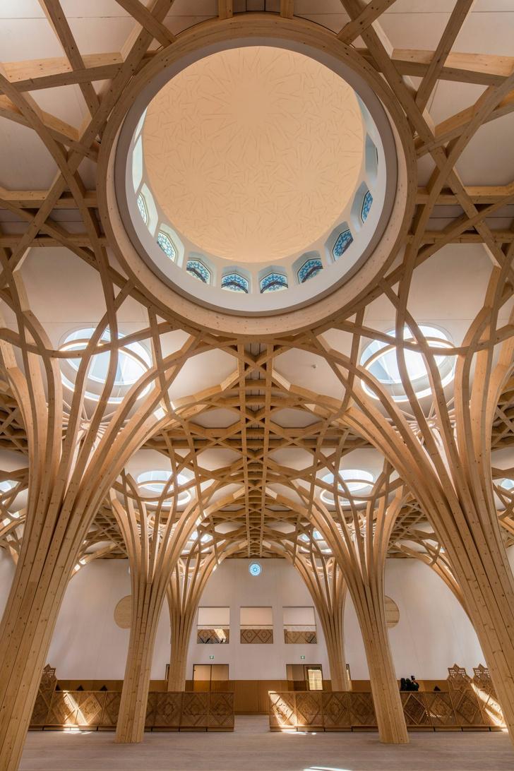 Фото №9 - Современная мечеть в Кембридже