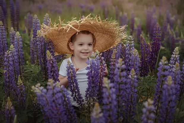Фото №10 - Малыш, весна пришла! Голосуем за самое радостное детское фото