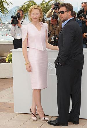 Фото №26 - Королева Канн: Кейт Бланшетт и ее модные образы за всю историю кинофестиваля