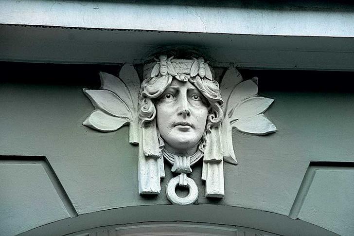 Фото №9 - Лицевая сторона: пражские декоративные рельефы