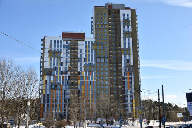 Фото №4 - Нашли из чего строить: выбираем лучший материал многоэтажек