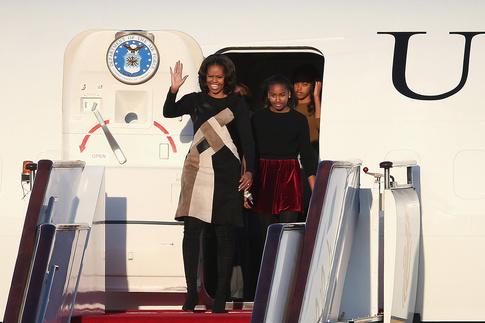 Мишель Обама (Michelle Obama), Китай, Derek Lam
