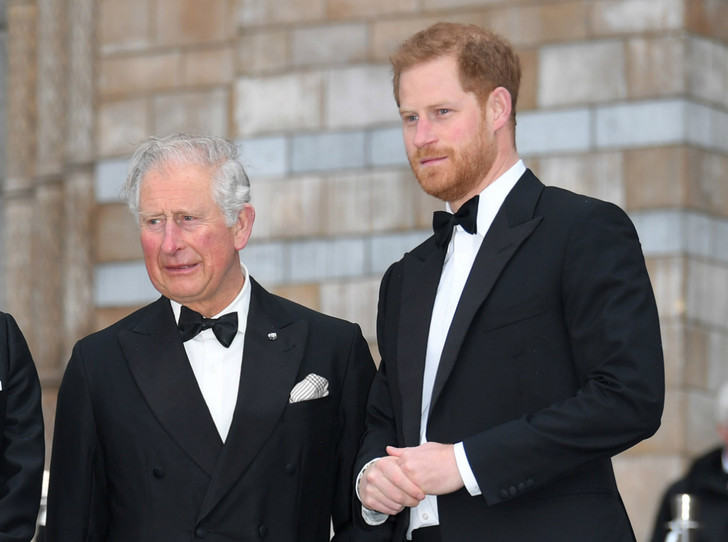 Фото №1 - Чувства отца: как Гарри устроил «шоу» в прессе и обидел принца Чарльза