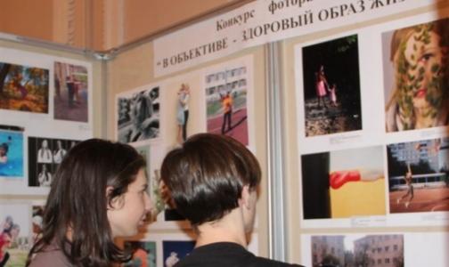 Фото №1 - Юные петербуржцы показали здоровый образ жизни