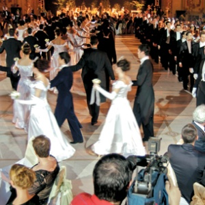 Фото №1 - В Вене состоялся Оперный бал